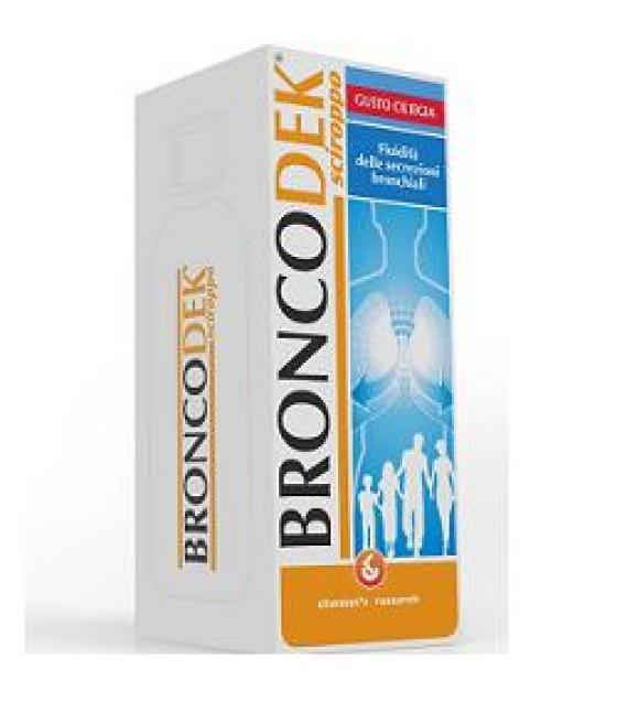 BRONCODEK SCIROPPO 200ML