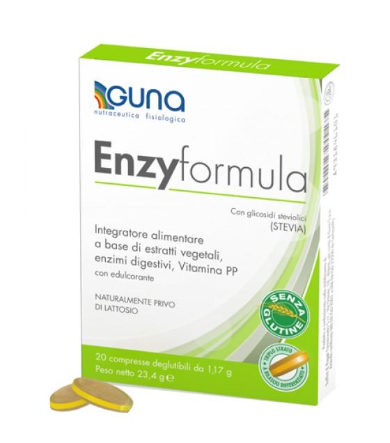 ENZY-FORMULA 20CPR