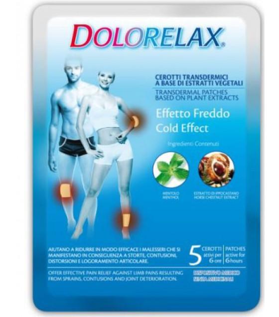 DOLORELAX CER FREDDO 5PZ