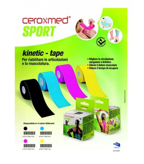 CEROXMED SPORT KINETIC TAPE BL
