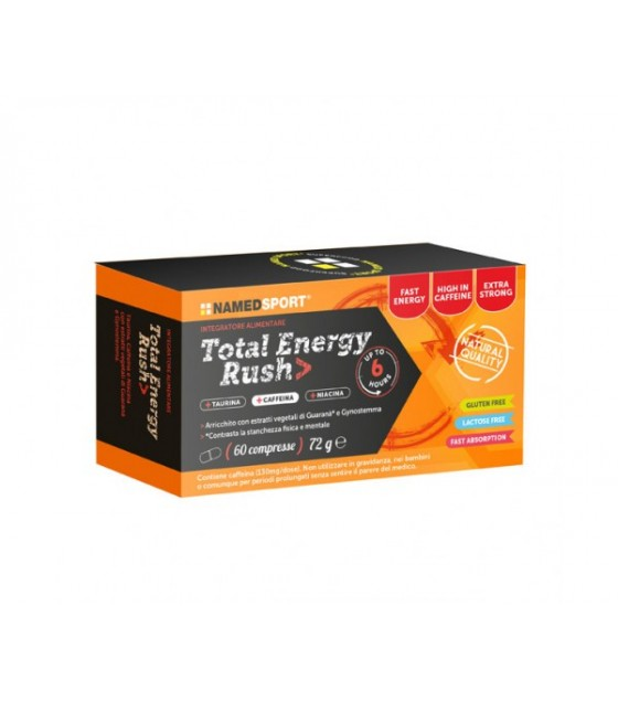 Total Energy Rush 60cpr