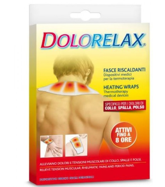 DOLORELAX MED FASC RISCALD 2PZ