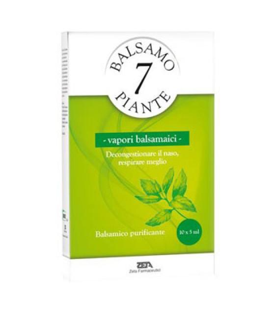 Balsamo 7 Piante Vapori Balsam