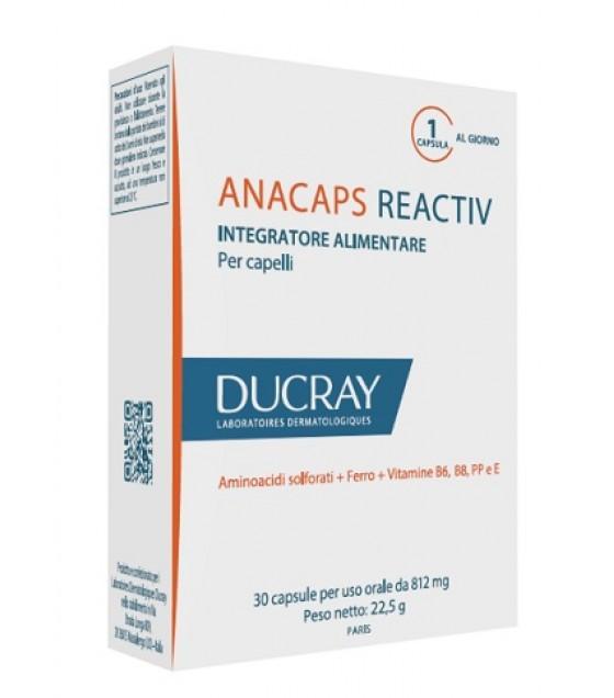 Anacaps Reactiv Ducray17 30cps