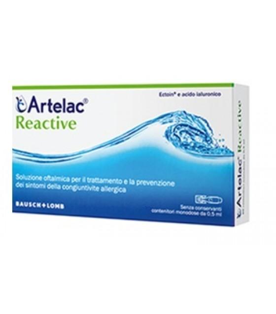 ARTELAC REACTIVE SOL OFT 20MON