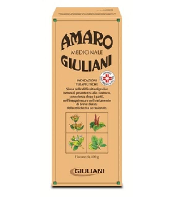 Amaro Medicinale Giuliani*400g
